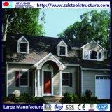 Estrutura de aço leve design moderno Casa prefabricadas