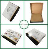 Caixa de papel da embalagem com laminação lustrosa