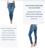 2017 nuovi jeans delle donne del denim di disegno
