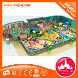 Игрушки замока крытой мягкой игры детей капризные