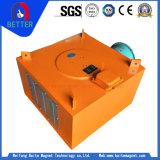 中国の製造業者の中断電磁石の鉄か錫の鉱石の磁気分離器(RCDA-10)