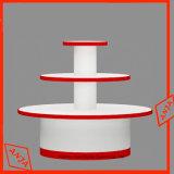 Mdf-runder Schuh-Bildschirmanzeige-Tisch für Speicher
