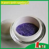 Poudre de paillettes colorés pour l'artisanat en usine
