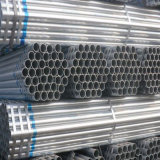 Heißes eingetauchtes galvanisiertes Stahlrohr mit Zink-Beschichtung 40-60g