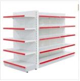 StahlDisplay Shelf für Supermarket Plain Back Panel