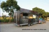 طعام تموين مقطورة يستعمل طعام شاحنة لأنّ عمليّة بيع في ألمانيا