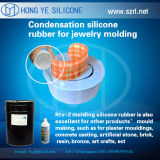 Nuovo Liquid Transparent Silicone Rubber per Resin Damonds Making