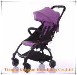 Cochecito de bebé Fácil de plegar nuevo modelo de lujo estándar europeo
