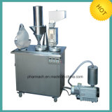 Powder Granule를 위한 Cgn208-D Newest Type Pharmaceutical Semi Automatic Hard Capsule Filling Machine