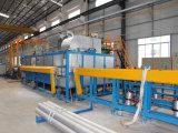 熱いログのせん断が付いているアルミニウムプロフィールの暖房の炉機械