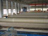 Chaîne de production d'éolienne de filament de FRP GRP Gre RTR