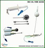 IEC 61032 Test d'accessibilité de sécurité de l'instrument Sonde de doigt
