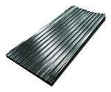 Strato ondulato galvanizzato G60 Zn180 del tetto del metallo