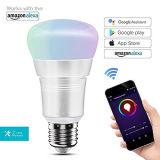16 milhões de cores lâmpada LED Inteligente WiFi E27 Lanterna LED tipo soquete
