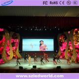 P3, P6 중국 공장 광고를 위한 실내 임대료 발광 다이오드 표시 풀 컬러