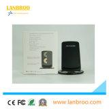 cargador de carga sin hilos de la radio del teléfono celular del soporte del teléfono elegante de 5V 1.5A