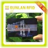 Modifica astuta di identificazione Cards/ID Card/13.56MHz RFID dell'OEM Cards/RFID Card/PVC di Sunlanrfid con il chip di Mf S50 /S70 Mf 1k/4k per controllo di accesso