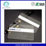 شفّافة بلاستيك [بفك] بطاقة فسحة محبوب بطاقة