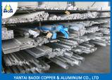 Hete Legering van het Aluminium van de Vorm van de Ronde van de Verkoop 6061 T6 de Uitgedreven Staaf van het Aluminium