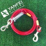 Le serre-câble lourd de fil de crabot à l'extérieur câblent pour l'animal familier