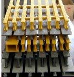 T-Штанга 1.5 '' глубоко 17% или 33%, 50%, решетка Pultruded Pedestring стеклоткани 60%Open, решетка Pultrusion стеклоткани