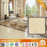 Marmor glasig-glänzende Porzellan-voll glatte Fußboden-Polierfliese (JM6681)