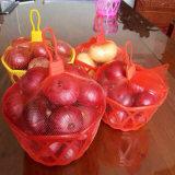 Машина упаковки сетчатого мешка машины/плодоовощ сетчатого мешка овоща плодоовощ