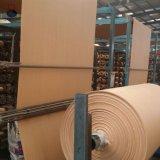 中国の工場PPポリプロピレンによって編まれる管状のRaffiaファブリック