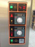 2-Deck 4-Tray Qualitäts-elektrisches Ofen-Pizza-Ofen-Bäckerei-Gerät, Plattform-Ofen