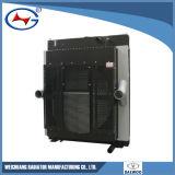 Radiador de aluminio Yfd22A-9 para el radiador de Genset del radiador del intercambio de calor del generador