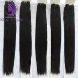 #2ブラウンカラー人間のRemyの毛の織り方
