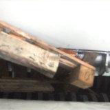 목제 깔판 슈레더 또는 나무 쇄석기