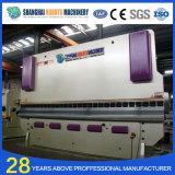 Frein hydraulique de presse de feuille de fer de commande numérique par ordinateur de We67k
