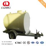 beweglicher 4000L Kraftstofftank mit Streuung-Eindämmungen
