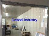 適用範囲が広い振動プラスチックPVCストリップのドア・カーテン