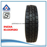 Neumático radial del carro del modelo de la India con Bis 1000r20