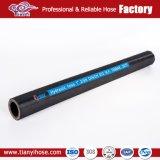 R2/2sn umsponnener Zweidrahtdruck-flexibler hydraulischer Gummiöl-Schlauch