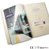 Catalogue de luxe Brochure pleine couleur Impression de livret