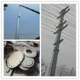 Башня передачи силы GSM высокомарочная одиночной башни пробки