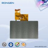 Alto brilho TFT LCD 4.3 polegadas 480X272 tela LCD 40pin