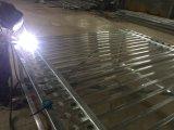 Загородка 2 рельсов промышленная алюминиевая с большинств умеренной ценой