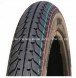 기관자전차는 최신 판매 새로운 패턴을%s 가진 최상 기관자전차 타이어 3.00-17를 분해한다