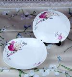 Mensola funzionale degli articoli per la tavola per articoli per la tavola di ceramica a gettare