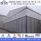 Gran impermeable al aire libre permanente resistente al viento la carpa de almacenamiento Industrial