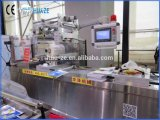 Machine d'emballage à vide à film extensible à la saucisse Prix