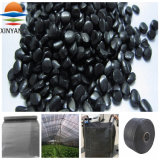 Materie prime Masterbatch nero della plastica per le piastrine