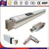 Fonte de alimentação IP 54 Sistema de barras de alumínio ou cobre