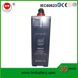 Navulbare Nikkel-cadmium Batterij 1.2V 100ah voor het ReserveSysteem van de Macht