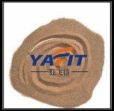 サンドブラストのガーネット120網の赤いガーネット砂