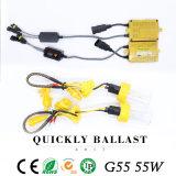 Оптовая цена Bluetooth СПРЯТАЛА модуль с балластом СПРЯТАННЫМ H7 (12000K 8000K)